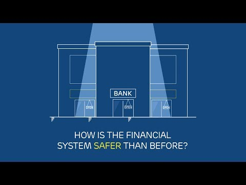 How is the global financial system safer than before?