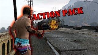 GTA V - Action Pack