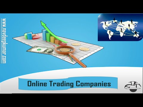 Online Trading Companies