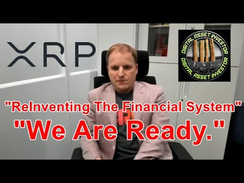Ripple CTO XRP Ledger DeFi , Paypal , Stellar , Kraken And Washington D.C.