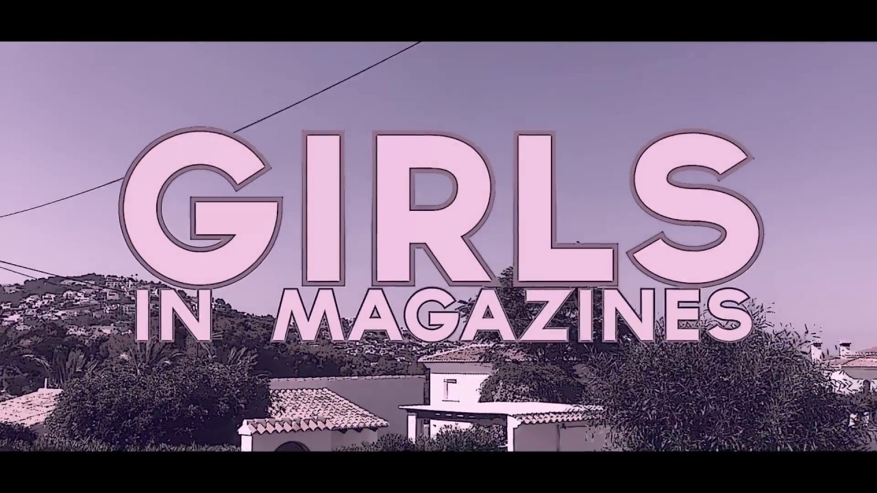 Venetian - Girls In Magazines (Official Lyric Video)