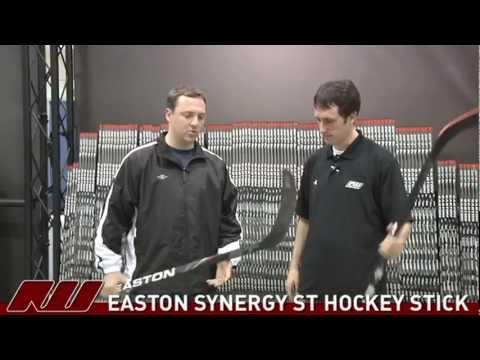 Easton Synergy ST Hockey Stick Insight