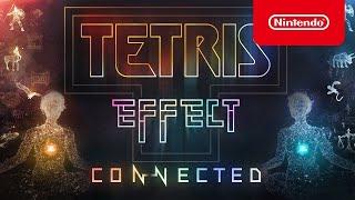 "Lileina Joy: NINTENDO SWITCH ""Tetris Effect Connected"" Launch Trailer"
