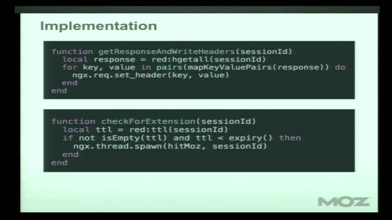 NGINX and Single sign-on Authentication in Under 150 Lines of Code: Chris  Whitten @nginxconf 2014