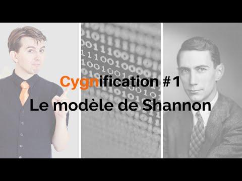 Le modèle de Shannon - Cygnification #1