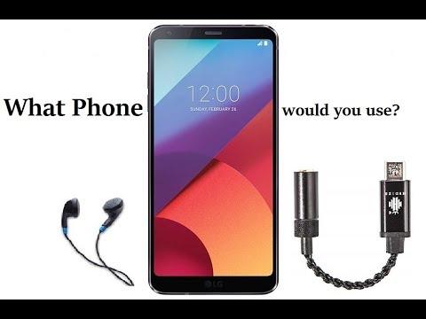 Top 10 Smartphone For Audio