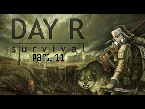 MOSCOW!!! |Day R Survival| part 11