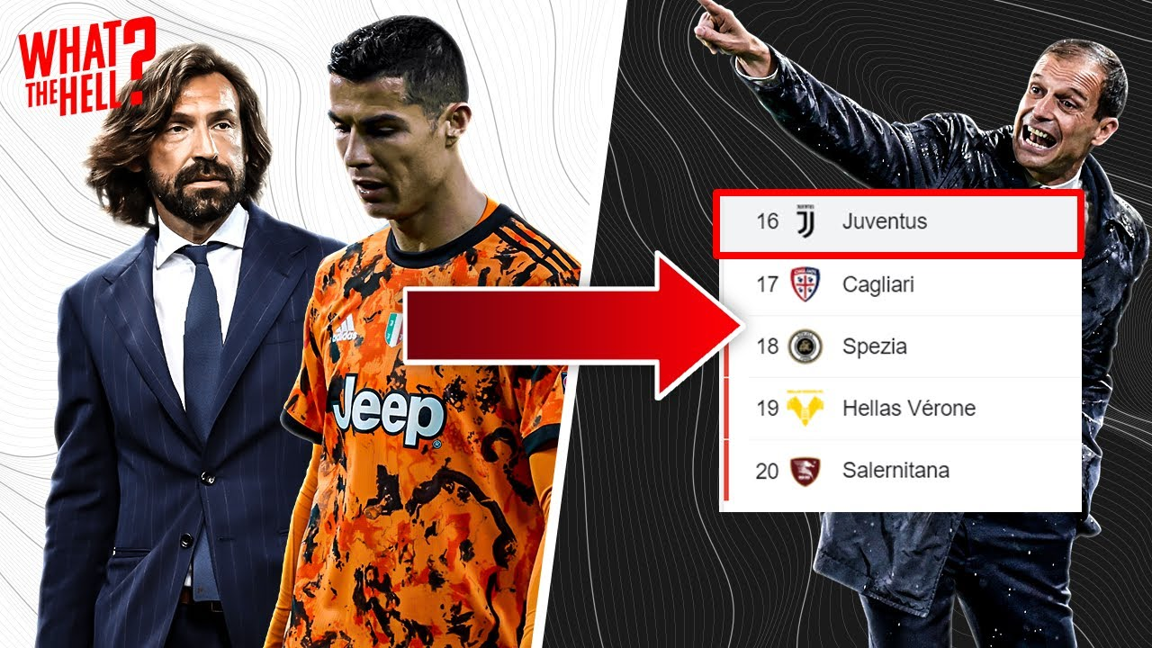 What The Hell Is Happening To Juventus (Again)?