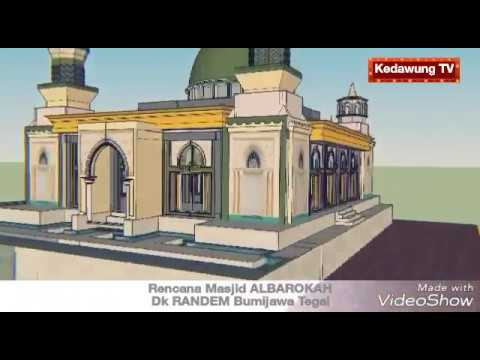 desain masjid minimalis modern dwg - model rumah 2019