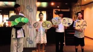 山梨を訪れたミムラの社員を待ち構えていたのは、子ども達によるサプラ...