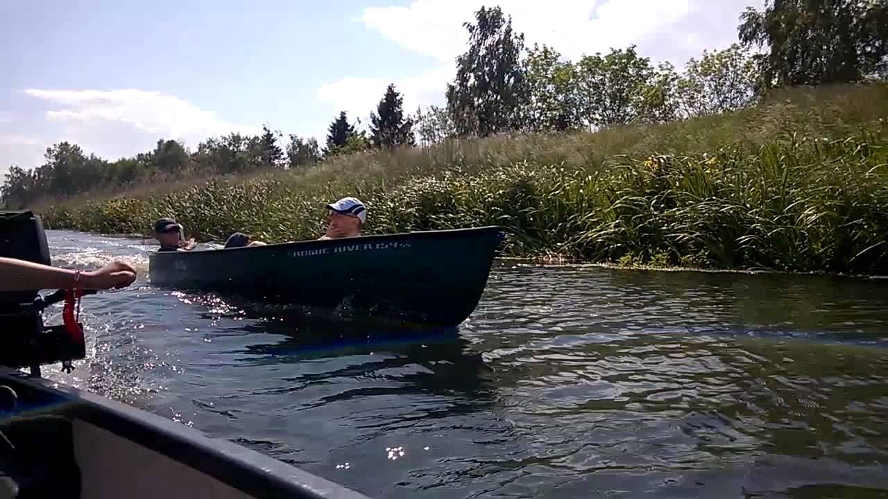 Canoe Rogue River 154 + Johnson 2 3_05 2014