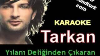 Tarkan - Şımarık (Radio Edit) karaoke