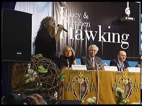 Stephen Hawking en el Instituto Rosalia de Castro