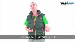 The North Face Men's Massif Vest - Down Vest for core body warmth. Thumbnail