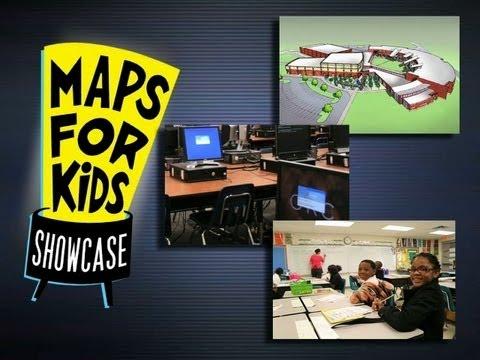 MAPS for Kids Showcase - Lee Elementary School