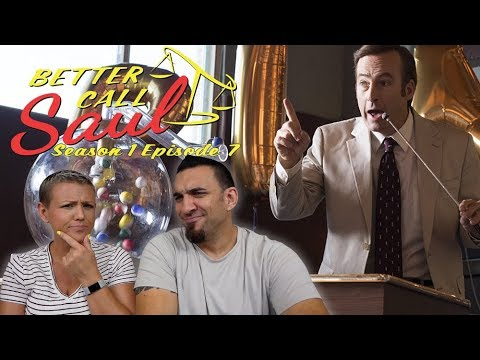 Better Call Saul Season 1 Episode 7 'Bingo' REACTION!!