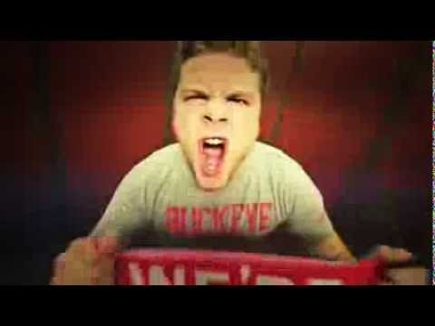 "HOMAGE Buckeye Nuthouse ""6th Man"" Schottenstein Center Intro Video"