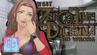 What Zero Time Dilemma Did Wrong