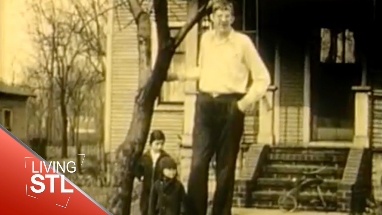 living st louis robert wadlow centennial youtube