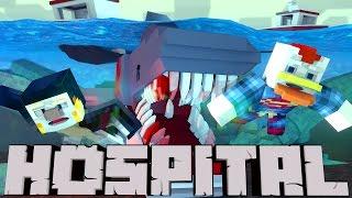 Broken Mods Hospital - Doctor Shark has Asthma Attack! (Minecraft Roleplay) #22