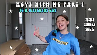 MOVE WITH ME TO A DIFFERENT CITY + MY NEW HOUSE TOUR 2020