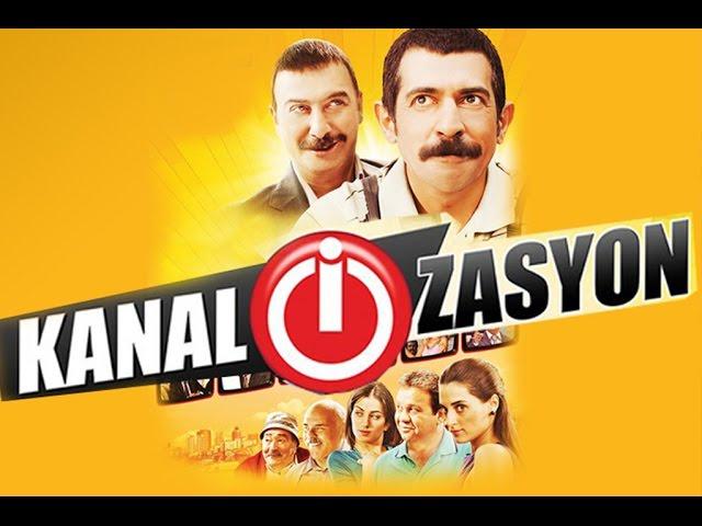Kanal-İ-zasyon | Türk Komedi Filmi Tek Parça (HD)
