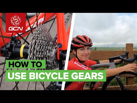 How To Use Road Bicycle Gears thumbnail