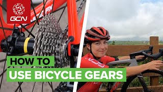 How To Use Road Bicycle Gears