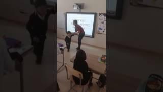 Школьный тренинг Защита от похитителя