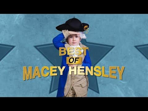The Best of Macey Hensley on The Ellen Show