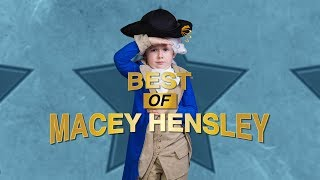 The Best of Macey Hensley on The Ellen Show