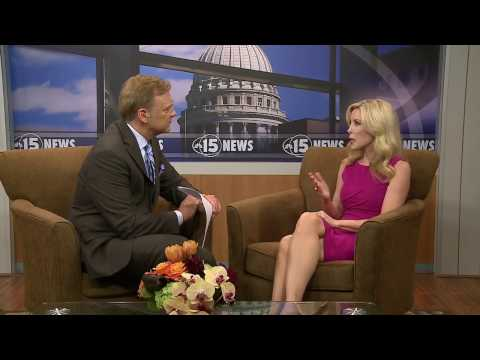 Glen Campbells Wife Kim Is Interviewed By Wmtv15 May