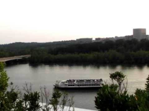 Video Clip - View Of Washington From The Roof Of The Kennedy Center - sidneysealine