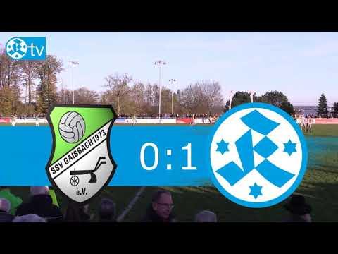 Wfv-Pokal-Achtelfinale, SSV Gaisbach vs. Stuttgarter Kickers-Spielbericht+Interviews