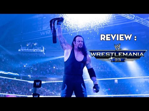 Review : WrestleMania 23