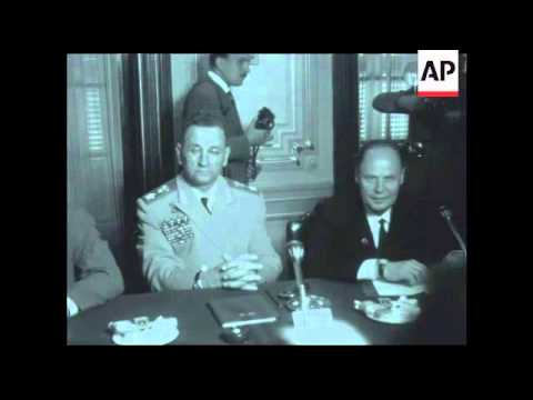 CAN194 SOVIET PREMIER FINAL DAY IN CAIRO, SIGNS LOAN COMMUNIQUE