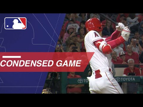 Condensed Game: TEX@LAA - 9/26/18