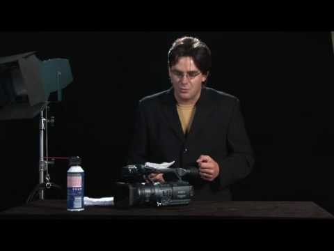 Video Production Basics : How to Clean a Camcorder