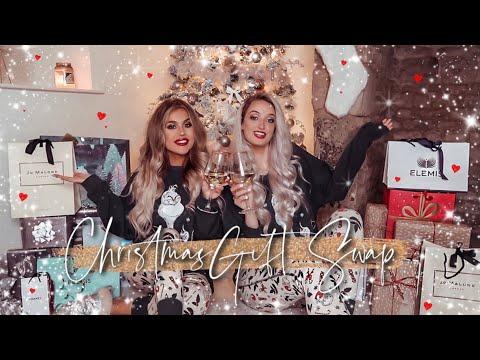 LUXURY NO BUDGET BESTFRIEND CHRISTMAS GIFT SWAP 2019!! Best Gifts EVER! ✨