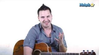 vuclip How to Play D / F Sharp on Guitar