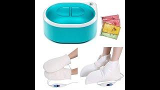 5л воск теплее парафин нагреватель машина с подогревом электрические ботиночки и перчатки