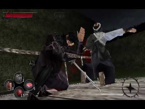 Shinobido Tales Of The Ninja Psp Game Iso Rom High Compress Full Version Youtube
