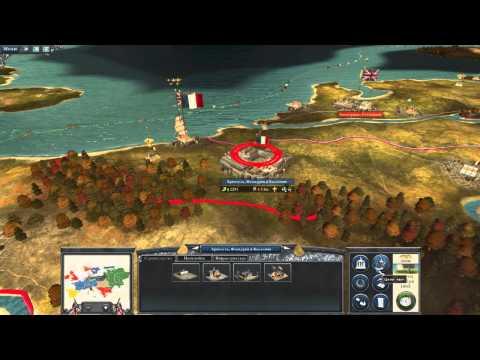 Napoleon Total War Великобритания #13 - Путь к величию и процветанию