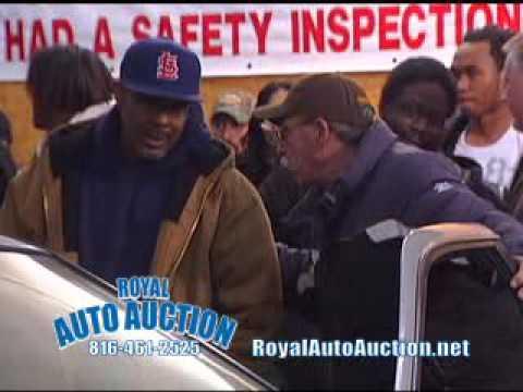 Public Auto Auction - Royal Auto Auction