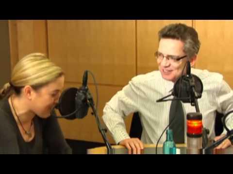 Thomas de Maiziere und Constanze Kurz im Gespräch bei Deutschlandfunk
