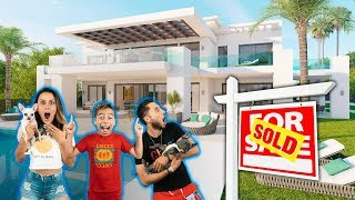 WE BOUGHT OUR DREAM MANSION! The Royalty Family