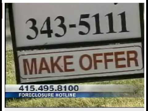 Tenant Foreclosure Hotline
