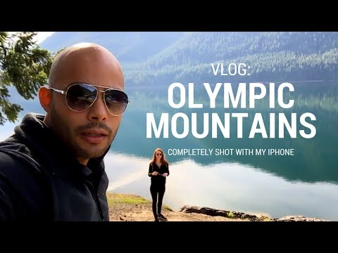 VLOG trip to Washington & Olympic Mountains | Shot on iPhone 6s