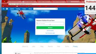 HOW TO REDEEM ROBLOX FIGURE CODES (2018)