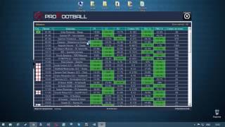 Анализ матчей с помощью proFootball. Делаем прогноз на футбол.